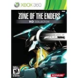 Konami 30152 Zone of the Enders HD X360