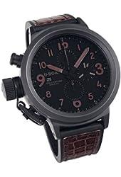 U-Boat Men's 5413 Flightdeck Watch