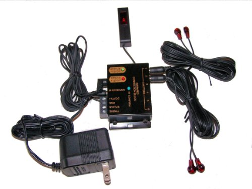 unique-productsonliner-infrared-ir-remote-control-repeater-kit-black