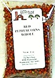 Peppercorns, Red, Whole, 2 oz.
