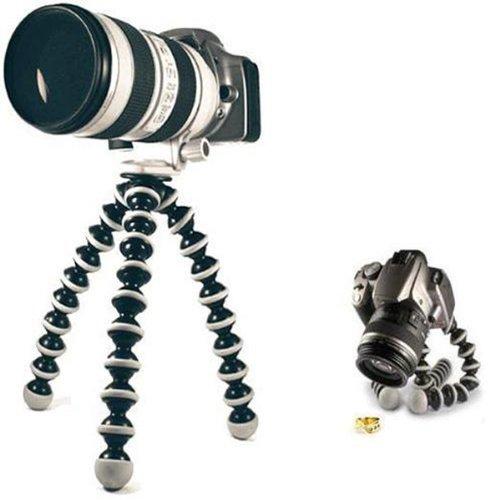 25cm Mini Kamera Foto Stativ Kameraständer Halterung