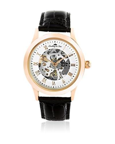 Lindberg&Sons Reloj automático  Negro 42 mm