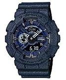 [カシオ]CASIO 腕時計 G-SHOCK DENIM'D COLOR GA-110DC-1A メンズ [並行輸入品]