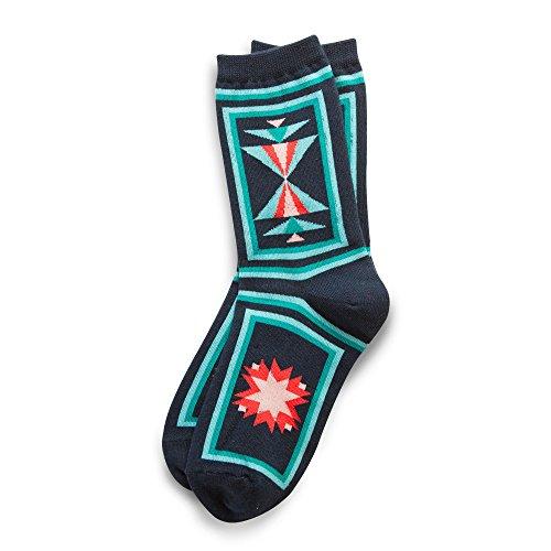 (リッチャープアラー)RICHER POORER ソックス 靴下 レディース ウィメンズ ボーダー ドット カラフル メンズ アウトドア ブーツ ショート WSC-SHLY01