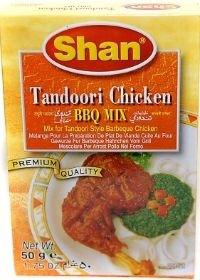 Shan Tandoori Chicken BBQ Spice Mix