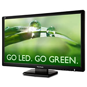 ViewSonic VX2703MH-LED 27-Inch LED-Lit Monitor from View Sonic