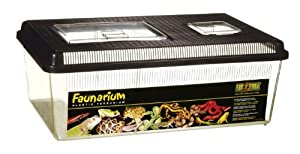 Amazon Com Exo Terra Faunarium Flat Home Large