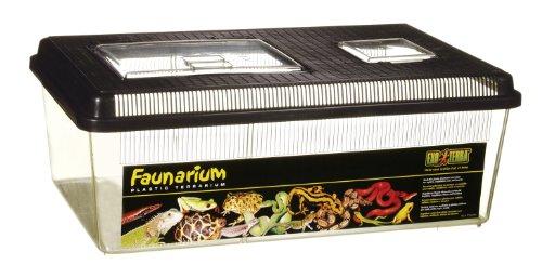 Exo Terra Faunarium Flat Home LargeB0002AR4BQ