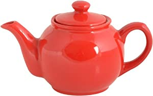 Price & Kensington Brights Red 2Cup Teapot