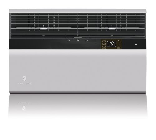 Friedrich EP08G11 8000 btu - 115 volt - 9.8 EER Chill+ series room air conditioner with electric heat