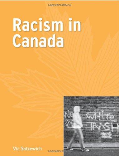 Racism in Canada Essay Sample