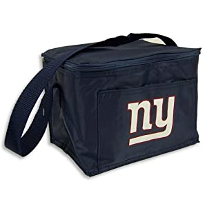 New York Giants Lunch Bag Lunch Box Mini Cooler Bag