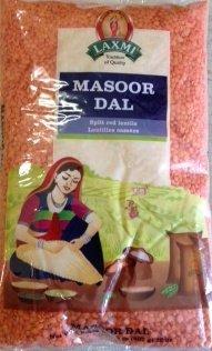 Laxmi Masoor Dal (Split Red Lentil) 2lb
