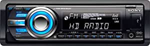 Sony CDXGT700 Digital Media CD Receiver with HD Radio (Discontinued by Manufacturer)