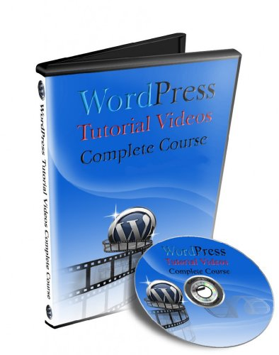 WordPress Training Videos-Complete 12 HR Web Design & SEO Course PC DVD