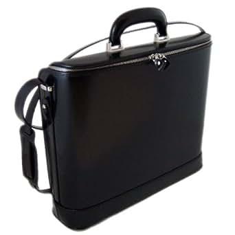 Amazon.com: Pratesi Italian Leather Raffaello Leather Laptop Briefcase