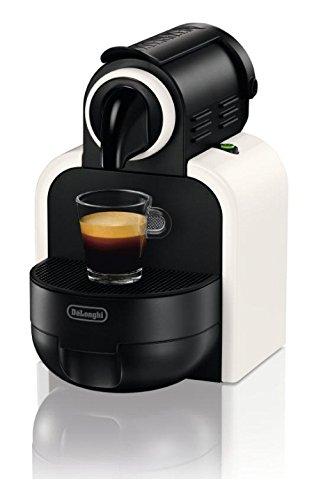 De'Longhi Essenza EN97.W macchina per caffè espresso con pompa a sistema NESPRESSO, colore bianco