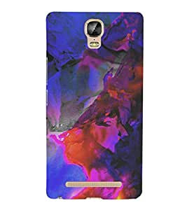 Ebby Premium Printed Mobile Back Case Cover With Full protection For Gionee Marathon M5 Plus (Designer Case)