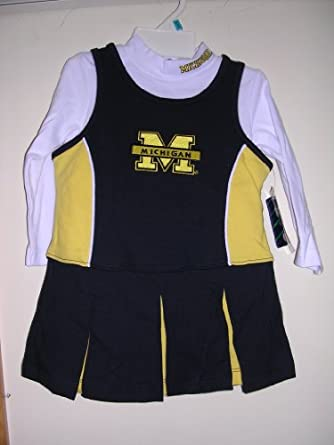 Amazon NCAA Infant Toddler Girls Michigan Wolverines
