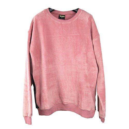 pizoff-unisex-hip-hop-urban-basic-sweat-shirts-en-velours-a-epaules-tombantes-y1537-pink-s