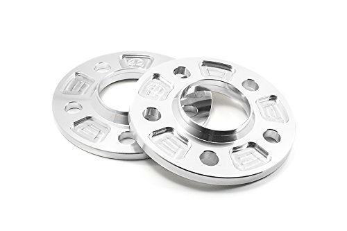 42 Draft Designs Audi/Mercedes 5X112 Wheel & Hubcentric Wheel Spacers (15Mm)