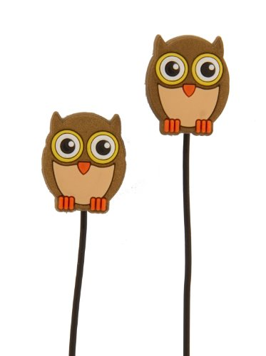 Gizmo Sweet Owl Earbuds (Owl-1000)