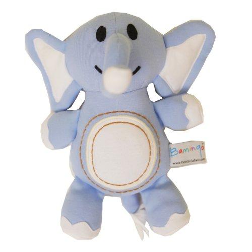 Blue Elephant Plush