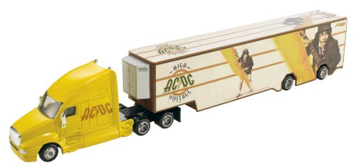 Hot Wheels Tour Haulers AC/DC Vehicle