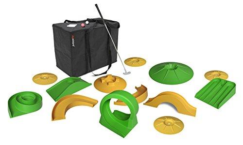MyMinigolf – Minigolf Set für Zuhause – Minigolf zum Mitnehmen – Geburtstagsgeschenk – Geschenkidee jetzt bestellen