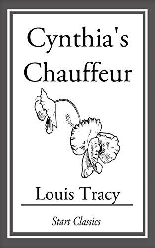 Louis Tracy (Gordon Holmes) - Cynthia's Chauffeur