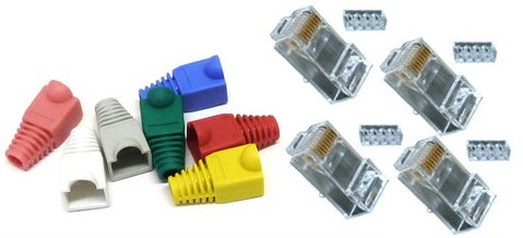 10-cat-6-rj45-plugs-boots-for-network-patch-cables-crimp-connectors-lan