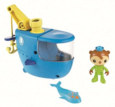 Fisher-Price Octonauts Gup C Playset by Fisher-Price