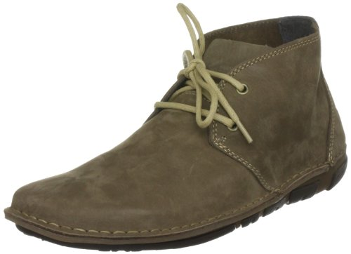 Hush Puppies Men's Hang Out Taupe Lace Up Boot H13923150 8 UK