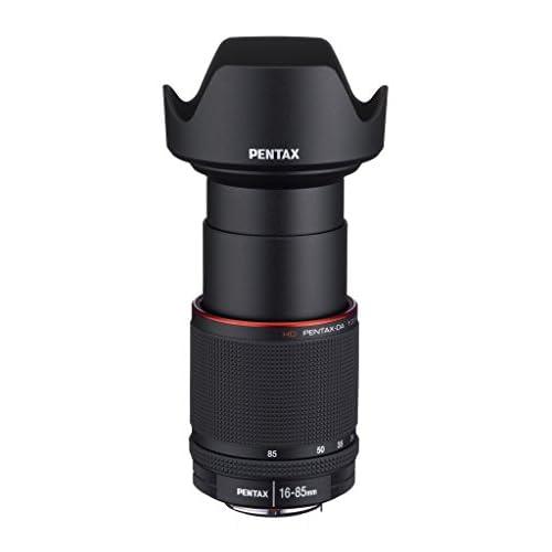 RICOH PENTAX 標準ズームレンズ 防滴構造 HD PENTAX DA16-85mmF3.5-5.6ED DC WR Kマウント APS-Cサイズ 21387