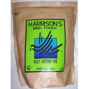 Harrison's Organic Adult Lifetime Fine 5 Lb