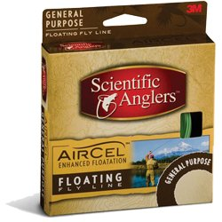 Scientific Anglers Air Cel Short Floating Fly Line Yellow