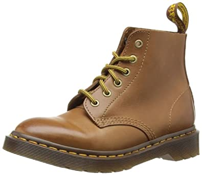 Dr. Marten's Core Milled Ali, Unisex-Adult Chukka Boots, Brown, 7 UK
