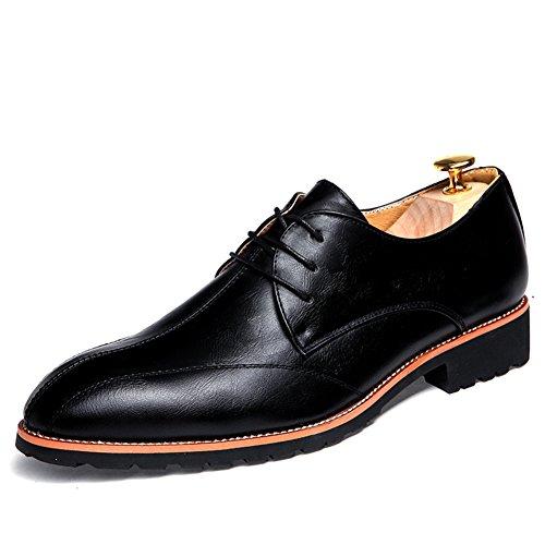 Automne/hiver pointu chaussures/Beau chaussures business anglais de Joker/Marée basse chaussures