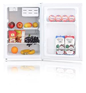 Midea HS-87L Compact Single Reversible Door Refrigerator