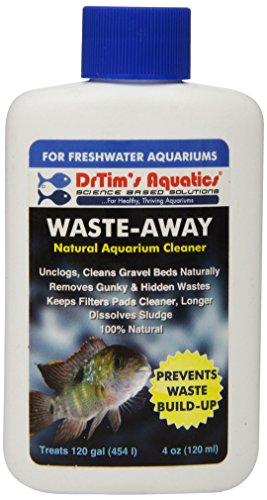 Drtim S Aquatics Waste Away Natural Aquarium Cleaner