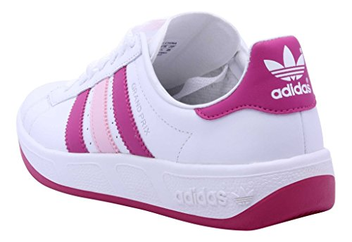 Adidas Womens Grand Prix White 383077