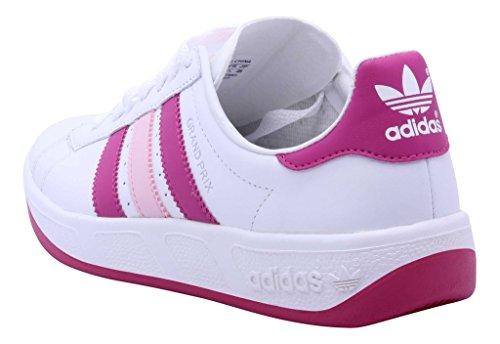Adidas Womens Grand Prix White 383077