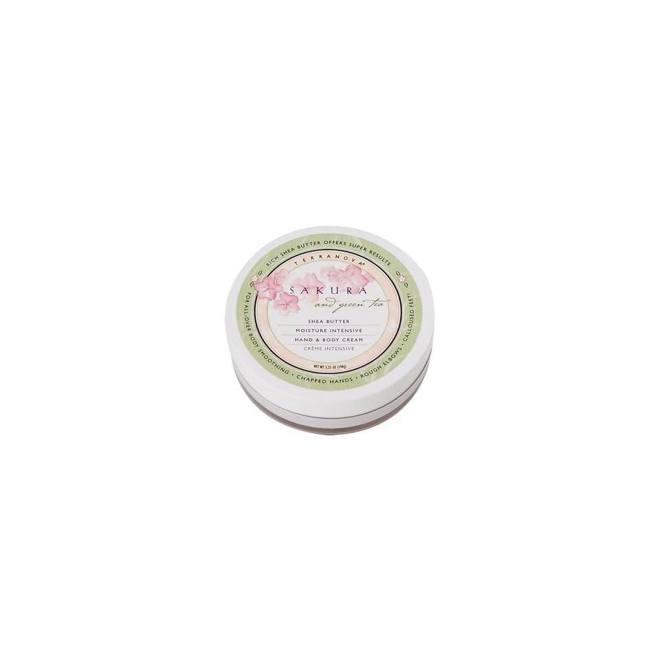 Terra Nova Sakura Collection   Shea Butter Cream