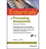 img - for [(Essentials of Processing Assessment)] [Author: Milton J. Dehn] published on (May, 2014) book / textbook / text book