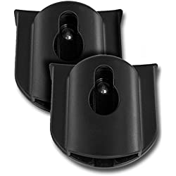 Contours Infant Car Seat Adapter for Strollers, Britax