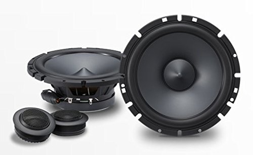"Alpine SPS-610C6-1/2"" Component 2-way Type-S Speaker System"