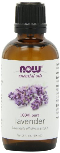 NOW Foods Lavender Oil, 8 Ounce mega