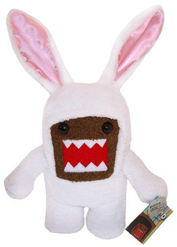 Licensed 2 Play Domo Bunny 9″ Plush, Medium image