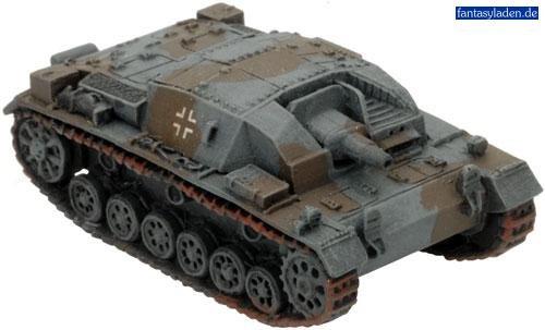 German: StuG IIIA