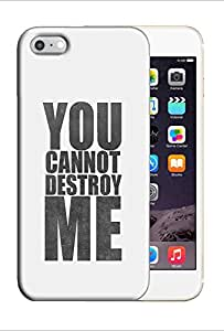 PrintFunny Designer Printed Case For iPhone6